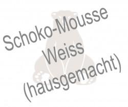Schoko-Mousse Weiss...