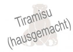 Tiramisu (hausgemacht)