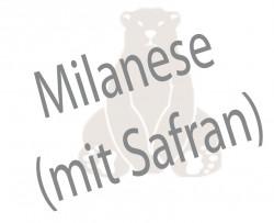 Milanese (mit Safran)