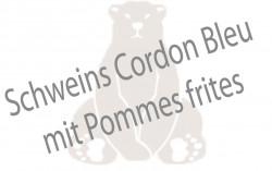 Schweins Cordon Bleu mit...
