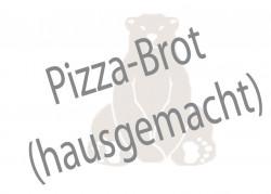Pizza-Brot (hausgemacht)