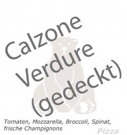 27. Calzone Verdure (gedeckt)