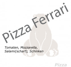 38. Pizza Ferrari