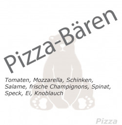 49. Pizza-Bären