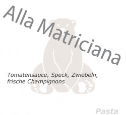 Alla Matriciana